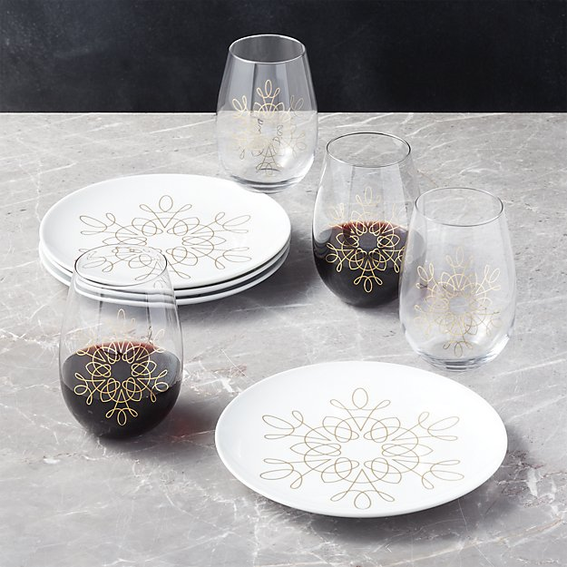 Christmas Gifts for Couples   Holiday Plates