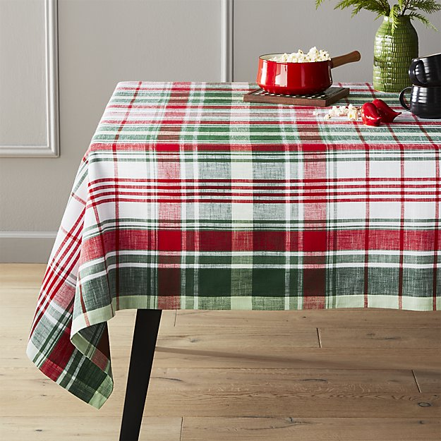 Christmas Gifts for Newlyweds | Holiday Tablecloth