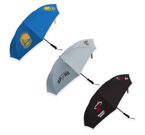 NBA Umbrella Better Brella Collection