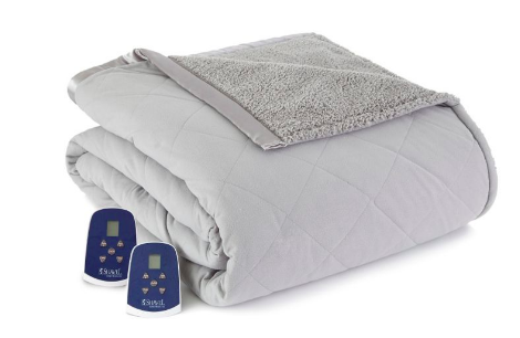 College Winter Essentials | Electric Blanket