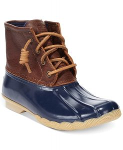 College Winter Essentials | Sperry Duck Boots