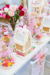 Gingerbread Baby Shower Theme