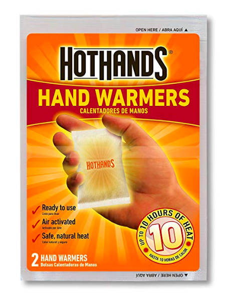 Hand Warmers | College Winter Essentials