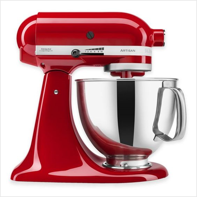 KitchenAid for wedding registry