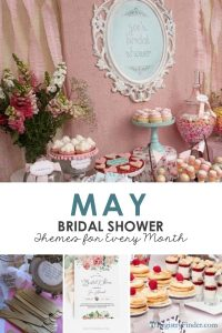 May Bridal Shower Ideas by RegistryFinder.com