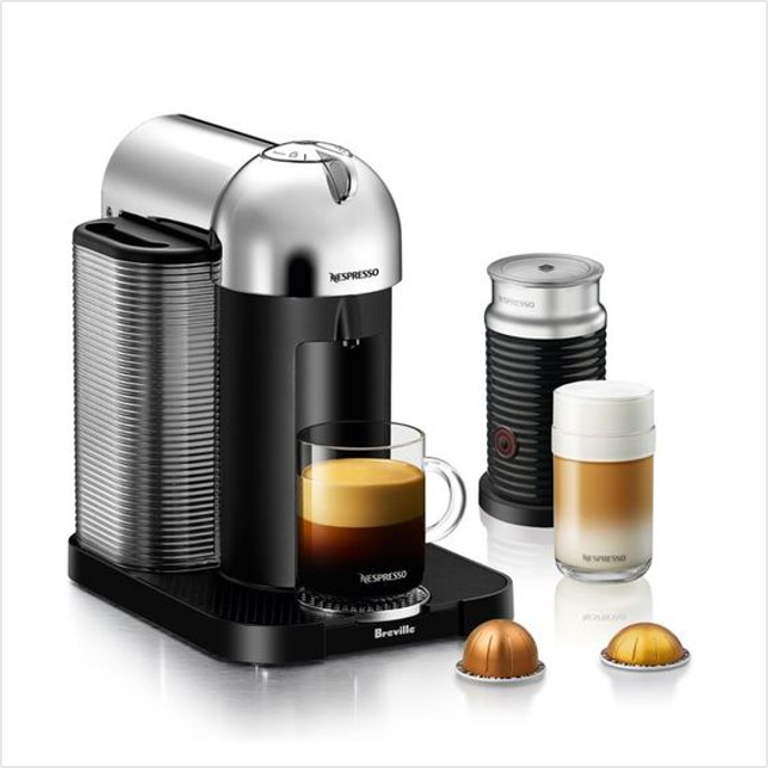 Nespresso for wedding registry