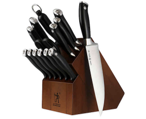 Knives for wedding registry
