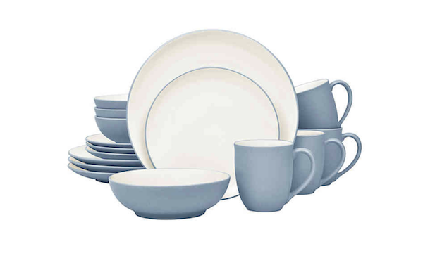 Plates for your wedding registry