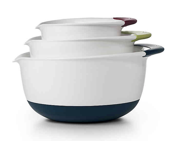 bowls for your wedding registry