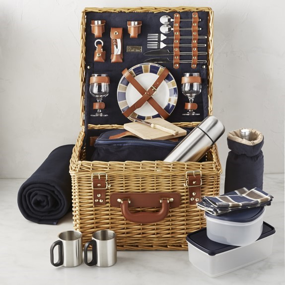 Wedding Gifts For A Second Marriage | Picnic Basket