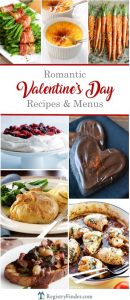 Romantic Valentine's Day Recipes | At-Home Date Night Ideas