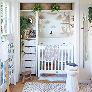 Designing A Small Space Nursery