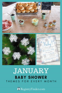 Baby Showers For Every Month in Five Steps | January: Baby It's Cold Outside