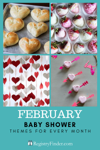 Baby Showers For Every Month | February: Love Is In The Air