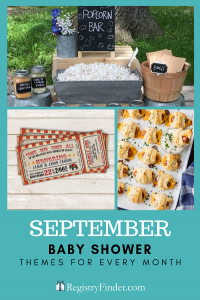 Baby Showers For Every Month In Five Steps | September: A Day At The Carnival