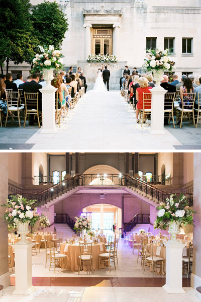 Art Museum Wedding Venue