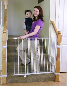 Baby Proofing Your Stairs