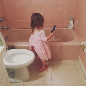 Baby Proofing Your Home | Cleaning Supplies and Toilets