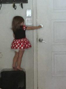 Babyproofing Your Exterior Doors