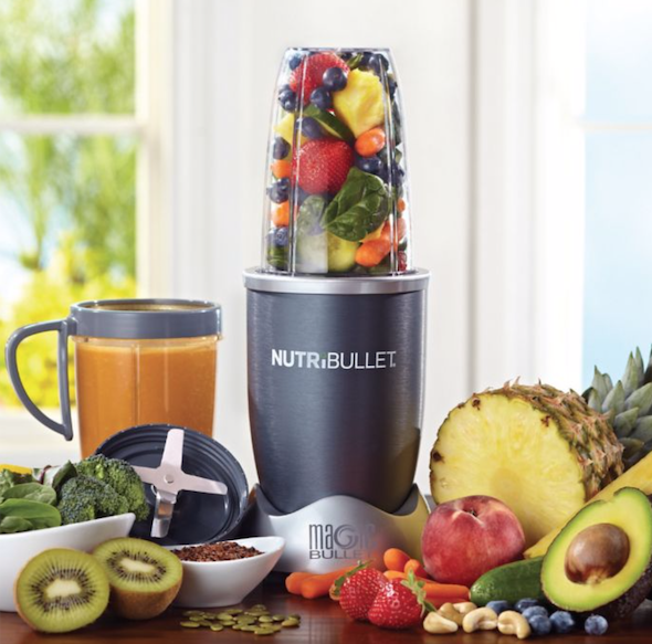 MagicBullet NutriBullet | homemade baby food | BuyBuyBaby Registry items