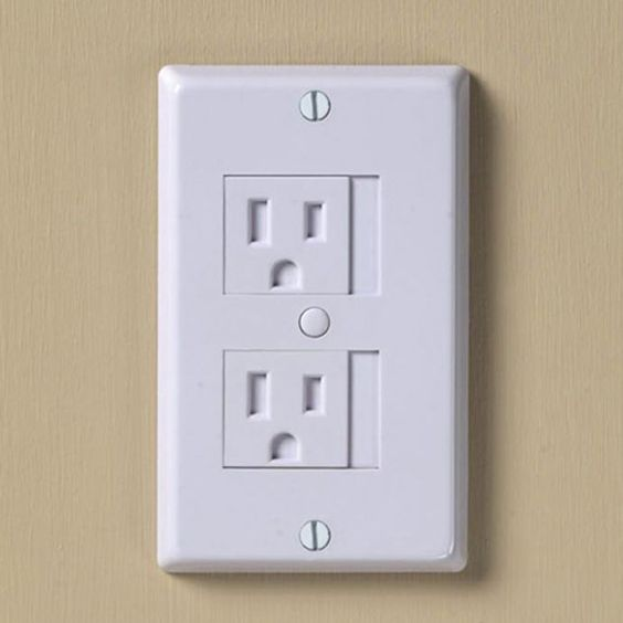 Baby Proofing Your Electrical Outlets