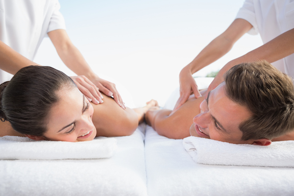 Honeymoon planning | massage