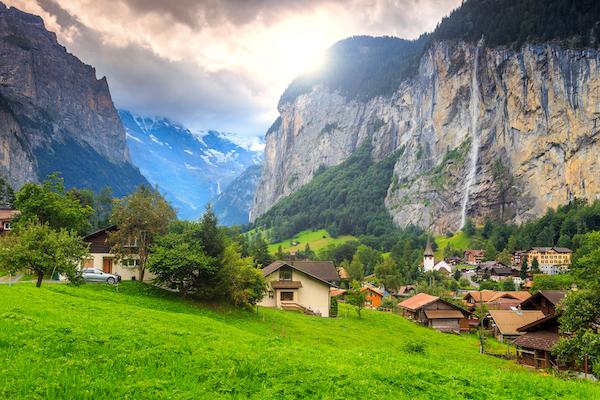 Top honeymoon destinations | Interlaken