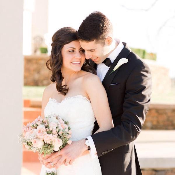 Borrowing a wedding dress