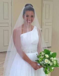 How to find a wedding dress online