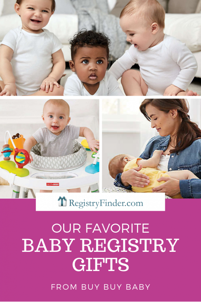 Our Favorite Baby Registry Gifts from buy buy BABY