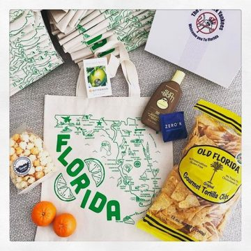 Wedding Week Welcome Bags | Regional Favorites