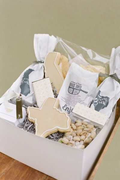 Wedding Week Welcome Bags | Things You Love