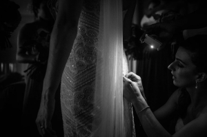 Embracing the Unexpected on Your Wedding Day | Last-Minute Alterations