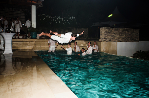 Embracing the Unexpected on Your Wedding Day | Plunge In The Pool