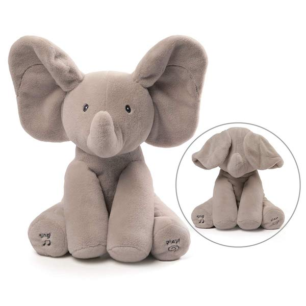 Foolproof Baby Shower Gifts   Flappy Elephant