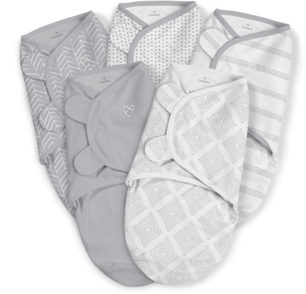 Foolproof Baby Shower Gifts   Swaddles