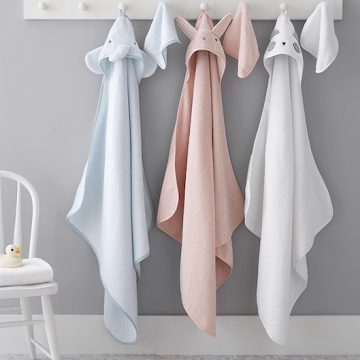 Foolproof Baby Shower Gifts | Towel & Washcloth Set