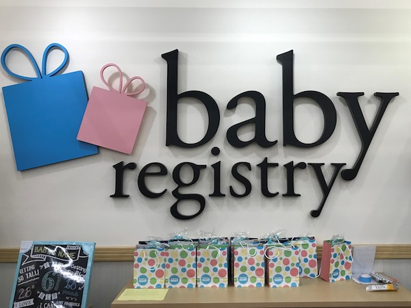 buy buy BABY In Store Registry