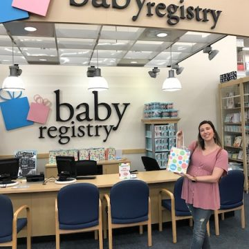 buy buy BABY Registry: My Personal In-store Experience