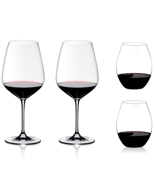 4 Piece Wine Glass