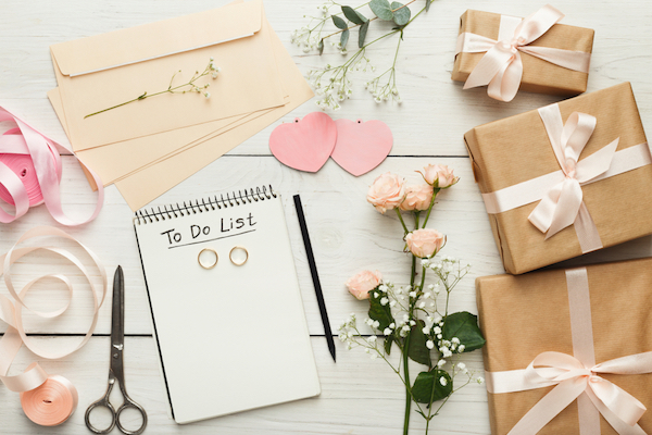 Bridal shower host | To-do list