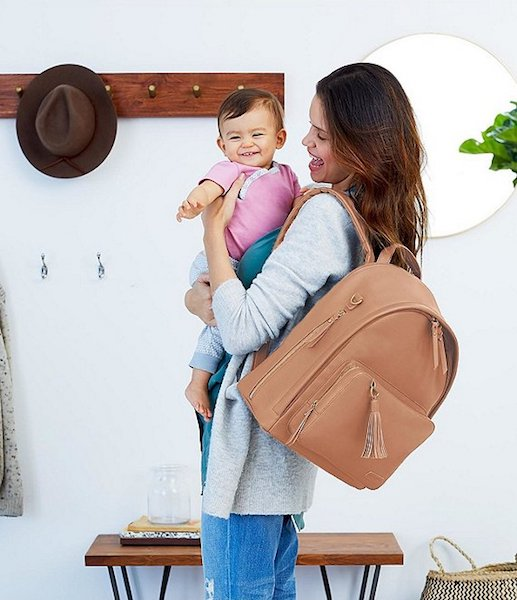 New Mom's Guide to Diaper Bags | Skip Hop Greenwich Diaper Bag