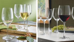 register for wine glass set