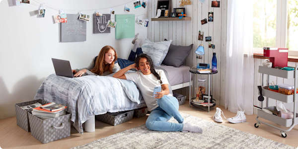 Five Ways to Make Your Dorm Room Feel Like Home