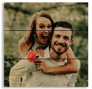 Celebrating Each Other: 1, 5, and 10-Year Anniversary Gifts For Your Spouse | Customized Pallet Wood Wall Art