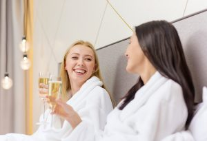 Make your bachelorette weekend as relaxing or as fun as you want it to be.