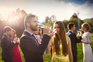Wedding guest plus one | Perfect wedding guest