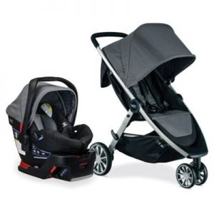 New Mom's Guide to Strollers | Britax