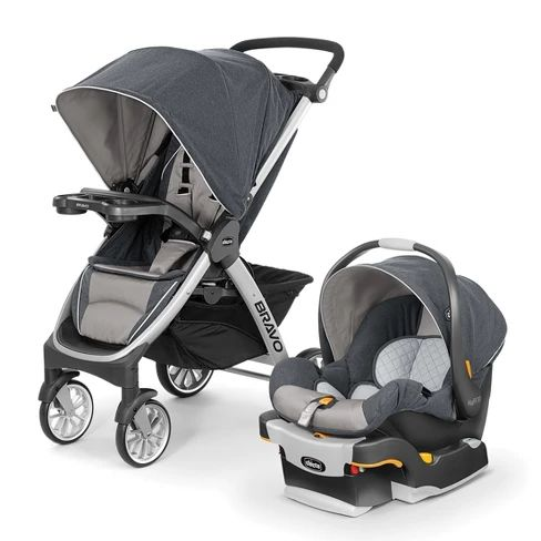 New Mom's Guide to Strollers | Chicco Bravo