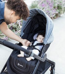New Mom's Guide to Strollers | Ergobaby 180 Stroller